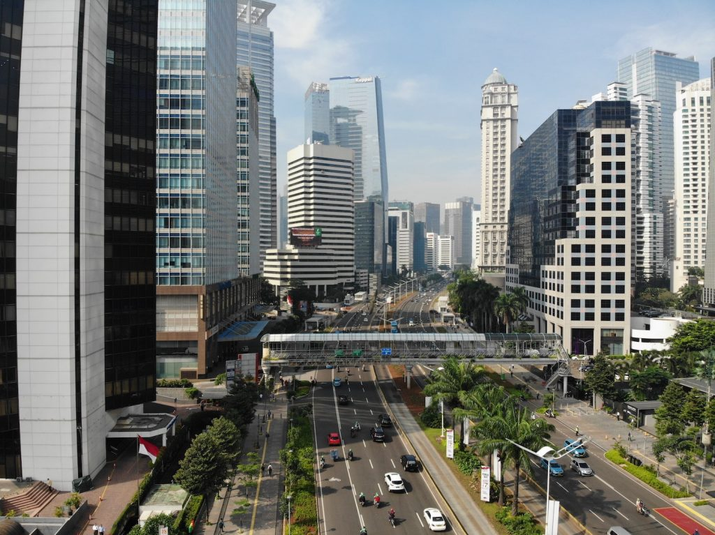Indonesia is an emerging source country for international students