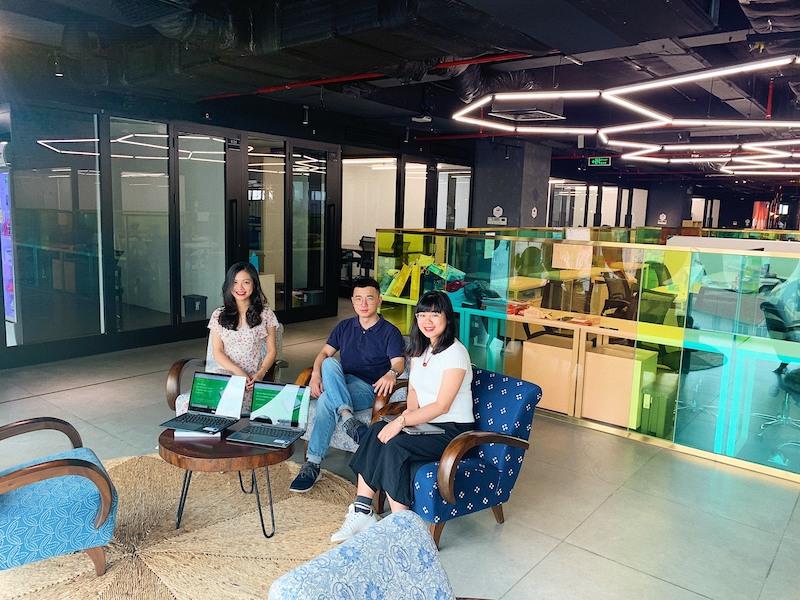 Adventus.io Vietnam office in Hanoi